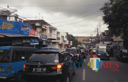 Kemacatan di Kota Malang (Dok. MalangTIMES)