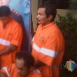 Tukang Becak Ini Ternyata Pelaku Curanmor Kakap, Polisi Sita 40 Sepeda Motor