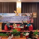 Hadirkan Narasumber Cakap, Disbupar Kota Malang Dorong Masyarakat Terlibat Majukan Budaya