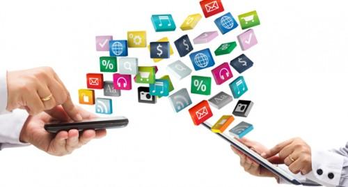 Ilustrasi penggunaan teknologi informasi untuk model pembelajaran di sekolah (Ist)