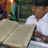 Pameran Naskah Kuno, Menyimak Kisah Nabi Yusuf Tertulis di Kertas Kulit Kayu