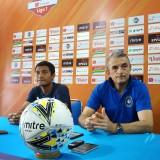 Nasir Bertekad Bawa Arema FC Raih Poin di Kandang Persela
