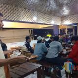 Coffe Times yang berlokasi di Pasar Terpadu Dinoyo lantai 2 (Foto : Dokumen MalangTIMES)