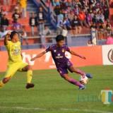 Libas Persiba 2-0, Persik Kembali Rebut  Puncak Klasemen  Liga II Wilayah Timur