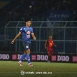 Babak Pertama, Arema FC Kalah dari Persela Lamongan