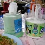 Tisu Makan Diganti Tisu Toilet, Hal-Hal Unik Ini Mungkin Hanya Ada di Indonesia