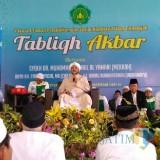 Tabligh Akbar Yayasan Khadijah Dihadiri 3.000 Jamaah