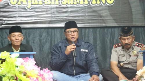 Wakil Wali Kota Malang Sofyan Edi Jarwoko (tengah) saat menghadiri acara NGOPI JAMPING (Foto: Humas Pemkot)