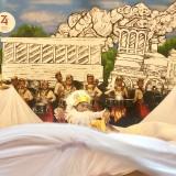 Hanoman Beraksi di Marching Band Jawa Timur Park 1