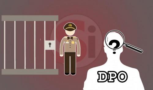 Ilustrasi pelaku yang jadi DPO (suarainfo)