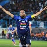 Bahas Peluang Arema FC di Liga 1, Ini Harapan Kapten Tim untuk Aremania