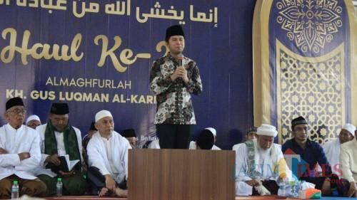 Wagub Emil Dardak Tegaskan Jatim Bangga Punya Sosok Gus Lukman