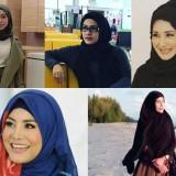 Yuk Intip Gaya Hijab Pedangdut-Pedangdut Indonesia Ini