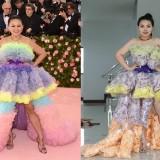 Kreatif, Parodi Outfit dari Bahan Makanan Ini Tak Kalah Bagus dengan Para Artis