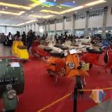 Indonesian Scooter Festival 2019 Yogyakarta, Lebarannya Para Skuteris