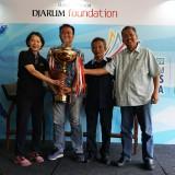 Djarum Foundation Gulirkan Kejuaraan Badminton Antar Wartawan