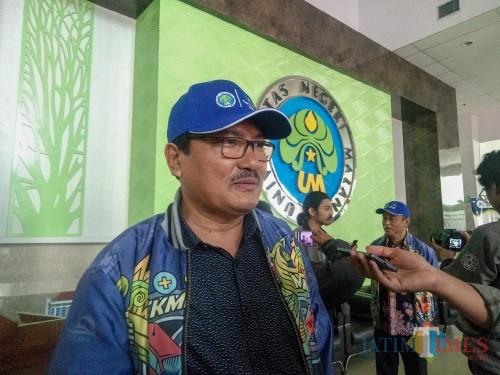 Ketua Penyelenggara KMHE, Dr Yoto ST MPd. (Foto: Imarotul Izzah/MalangTIMES)