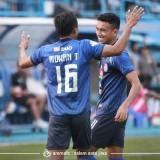 Edan, Arema FC Pulangkan PSS Sleman Dengan 4 Gol