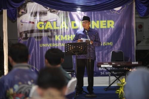 Wakil Wali Kota Malang, Sofyan Edi Jarwoko. (Foto: Humas)