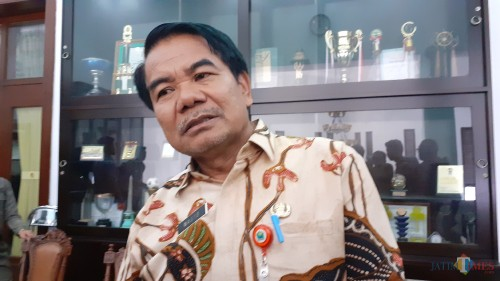 Sekretaris Daerah Kota Malang Wasto (Pipit Anggraeni/MalangTIMES).