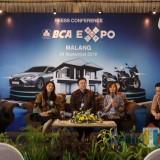 Pertama Kali Digelar di Malang, BCA Expo Targetkan 10 Ribu Pengunjung