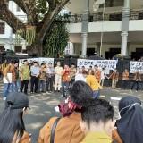 Mahasiswa Demo Katakan Dilarang Rektor, DPRD Kota Malang Siap Sampaikan Aksi Damai Unikama