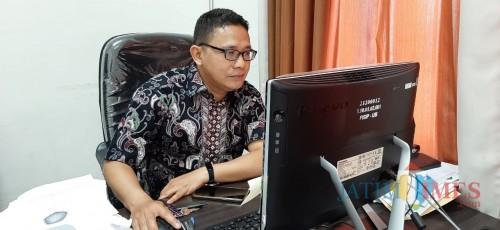 Pengamat Politik dari Universitas Brawijaya (UB) Wawan Sobari. (Foto: Imarotul Izzah/MalangTIMES)