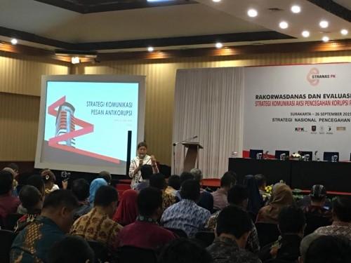 Suasana Rakorwasdanas 2019 di Surakarta (Foto: Humas Pemkot Malang)