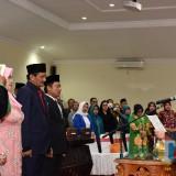 Ning Lik Ucapkan Selamat atas Dilantiknya Ketua dan wakil Ketua DPRD Kota Kediri Periode 2019-2024