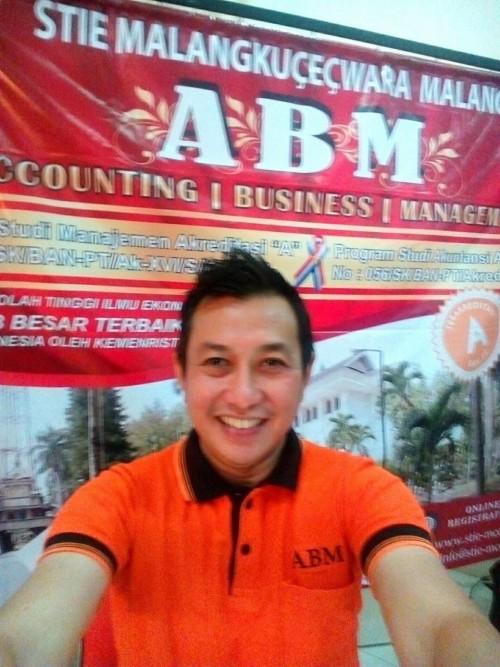 Mohamad Soedarman yang disebut sebagai Cawabup Malang. (Foto: istimewa).