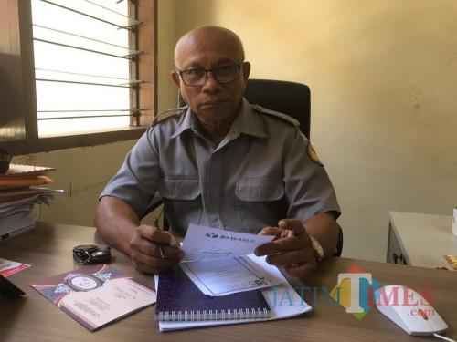 Koordinator Divisi Penindakan Pelanggaran Bawaslu Kabupaten Malang, Gorge da Silva (Foto : Ashaq Lupito / MalangTIMES)
