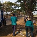 Terkait Sampah Usai Acara Kirab Budaya, DLH Kabupaten Malang : Sudah Kami Bersihkan