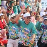 Disambut Hangat Warga, Sekda Didik Budi : Malang Hebat...