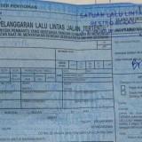 Warga Luar Kota Kena Tilang,  Bisa Bayar Lewat Pos, BB Tilang Otomatis Terkirim ke Rumah