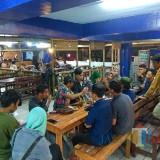 Sempat Mati Suri, PERMAHI Cabang Malang Bangkit di Coffee Times