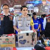 Operasi Sikat Semeru, Polres Pasuruan Amankan 64 Pelaku Kejahatan
