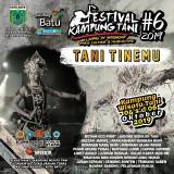Festival Kampung Tani Kembali Gebrak Kota Batu di Akhir Pekan