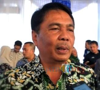 Kepala Dinas PU Bina Marga Kabupaten Malang Romdhoni (nana)