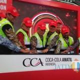 CCAI Buka Lini Produksi Berkapasitas 42.000 Botol Per Jam