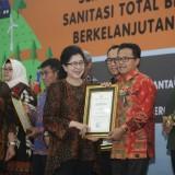 Peringati Hari Kesehatan Lingkungan Se-Dunia, Kota Malang Raih Penghargaan Sanitasi