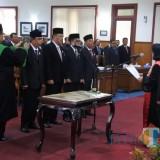 4 Pimpinan DPRD Tulungagung Resmi Dilantik