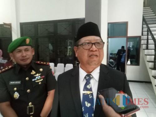 Bupati Tulungagung, Maryoto Birowo  (foto : Joko Pramono/Jatim Times)