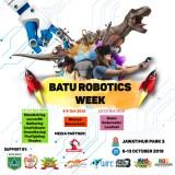 Jatim Park 3 Gelar Kontes Batu Robotics Week