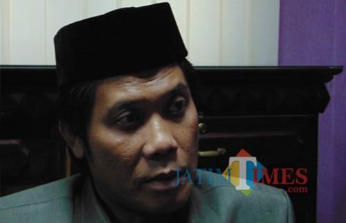 Ketua DPRD Kabupaten Blitar Suwito.(Foto : Aunur Rofiq/BlitarTIMES)