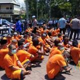 Terbanyak Ke Dua Se-Jawa Timur, Polres Malang Ungkap 273 Kasus dan Ringkus 189 Tersangka