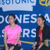 Rizki Amelia Pradipta - Della Destiara Haris Melaju ke Babak 8 Besar Yuzu Indonesia Masters 2019