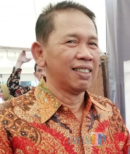 Sekda Kabupaten Malang Didik Budi Muljono siap untuk kembali duduk bersama menyikapi belum ditandatanganinya NPHD Pilkada 2020. (Nana)
