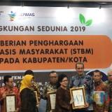 Kota Kediri Raih Penghargaan Sanitasi Total Berbasis Masyarakat