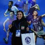 Ikuti Yuzu Indonesia Masters di Kota Malang, Atlet Iran Ingin Jadi Aremanita