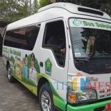 Tak Hanya Bantu Transportasi Siswa, Ini Kegunaan Lain  Bus Sekolah Gratis Dindik Kota Malang